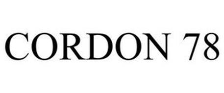CORDON 78