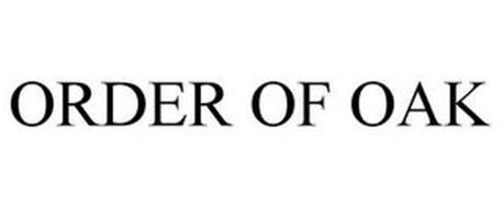 ORDER OF OAK