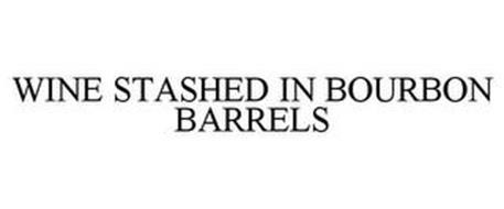 WINE STASHED IN BOURBON BARRELS