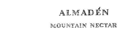 ALMADEN MOUNTAIN NECTAR