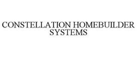 CONSTELLATION HOMEBUILDER SYSTEMS