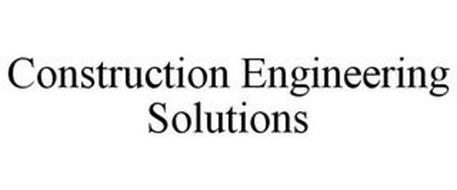 CONSTRUCTION ENGINEERING SOLUTIONS