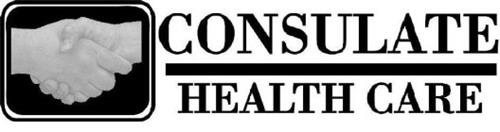 Consulate health care trademark of consulate health care for Consul register service