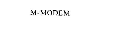 M-MODEM