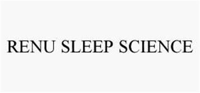 RENU SLEEP SCIENCE