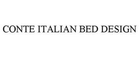 CONTE ITALIAN BED DESIGN