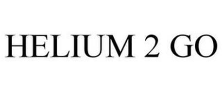 HELIUM 2 GO