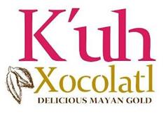 K'UH XOCOLATL DELICIOUS MAYAN GOLD
