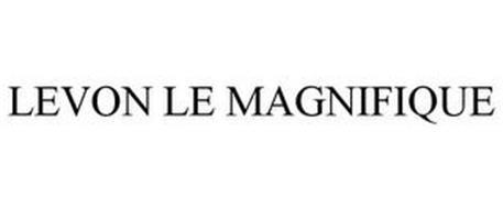 LEVON LE MAGNIFIQUE