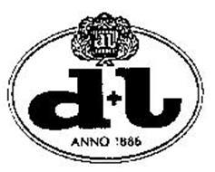 D+L ANNO 1886 DL