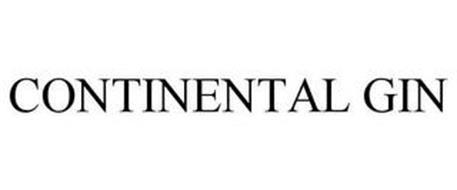 CONTINENTAL GIN