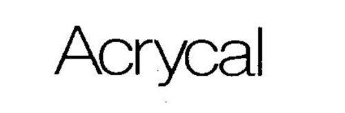 ACRYCAL