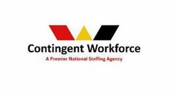 W CONTINGENT WORKFORCE A PREMIER NATIONAL STAFFING AGENCY