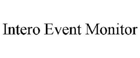 INTERO EVENT MONITOR