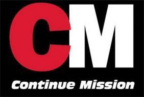 CM CONTINUE MISSION