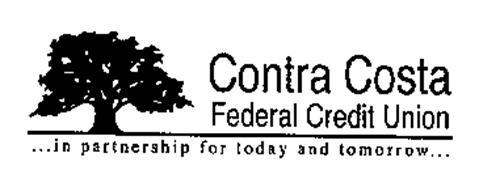 CONTRA COSTA FEDERAL CREDIT UNION. IN PARTNERSHIP FOR TODAY AND TOMORROW.