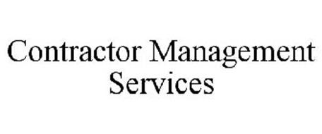 CONTRACTOR MANAGEMENT SERVICES