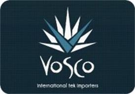 V VOSCO INTERNATIONAL TEK IMPORTERS