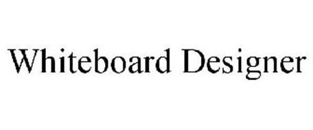 WHITEBOARD DESIGNER