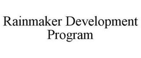 RAINMAKER DEVELOPMENT PROGRAM