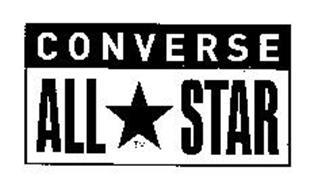 converse all star logo