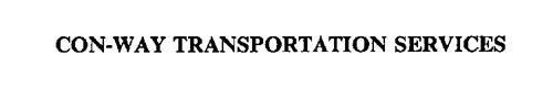 CON-WAY TRANSPORTATION SERVICES
