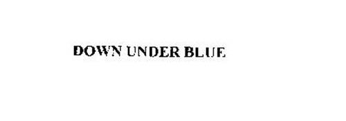 DOWN UNDER BLUE