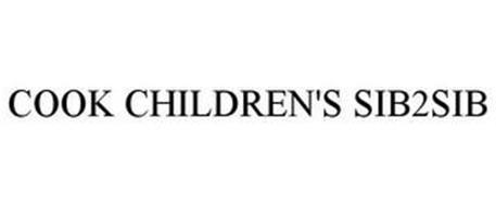 COOK CHILDREN'S SIB2SIB