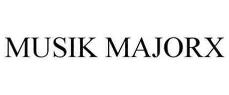 MUSIK MAJORX