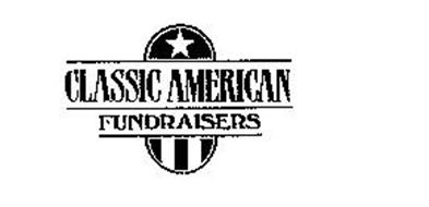 Classic american fundraisers trademark of cookbook for American classic logo