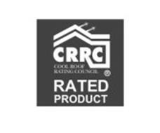 CRRC COOL ROOF RATING COUNCIL RATED PRODUCT