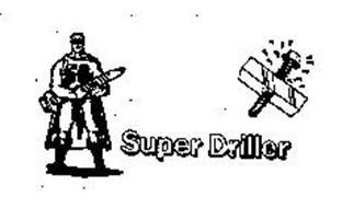 SUPER DRILLER