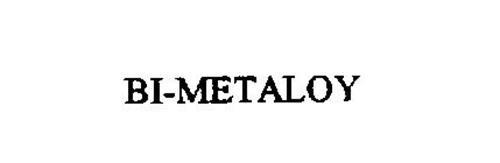 BI-METALOY