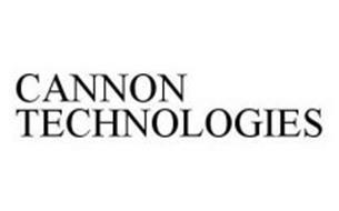 CANNON TECHNOLOGIES