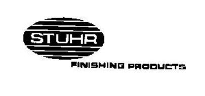 STUHR FINISHING PRODUCTS