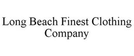 LONG BEACH FINEST CLOTHING COMPANY