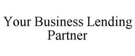 YOUR BUSINESS LENDING PARTNER
