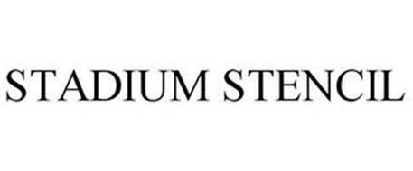 STADIUM STENCIL