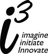I3 IMAGINE INITIATE INNOVATE