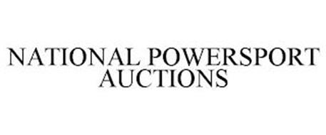 NATIONAL POWERSPORT AUCTIONS