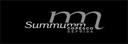 M SUMMUMM COPESCO SEFRISA