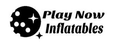 PLAY NOW INFLATABLES
