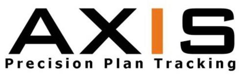 AXIS PRECISION PLAN TRACKING