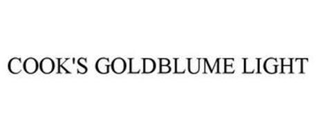 COOK'S GOLDBLUME LIGHT