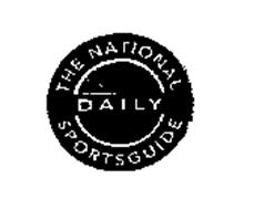 THE NATIONAL DAILY SPORTSGUIDE