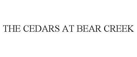 THE CEDARS AT BEAR CREEK