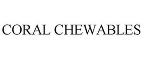 CORAL CHEWABLES