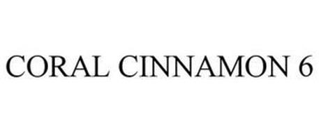 CORAL CINNAMON 6
