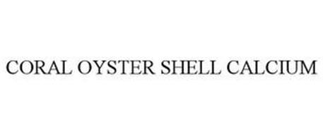 CORAL OYSTER SHELL CALCIUM