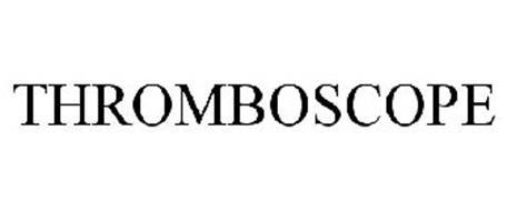THROMBOSCOPE